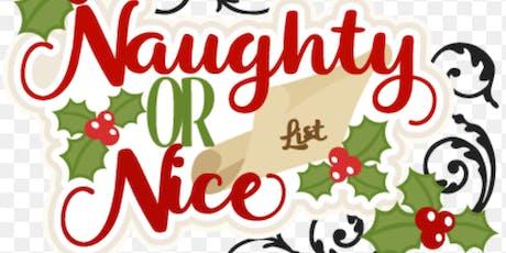 A Naughty or Nice Christmas Bus Crawl tickets