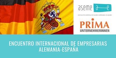 Encuentro Empresarias España-Alemania