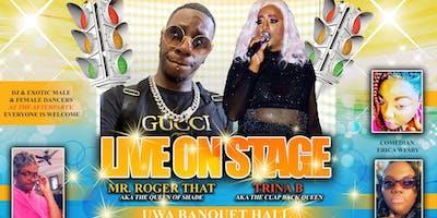 Queen of Shade & Clap Back Queen Live In Dallas