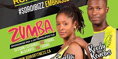 Roi Fitness -Cours Zumba Gratuit tickets