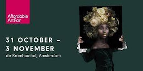 The Doorway Gallery @ The Affordable Art Fair, Amsterdam 2019 tickets