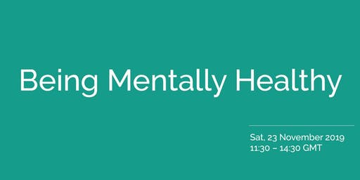 Being Mentally Healthy