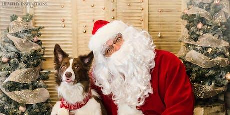 2019 Pet Photos with Santa tickets