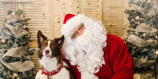 2019 Pet Photos with Santa