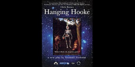 Hanging Hooke | A Solo Play About Robert Hooke tickets