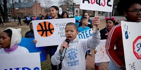 Hear Our Voices 3rd Annual Child Abuse Awareness March tickets