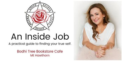 BODHI TREE BOOK LAUNCH - MT HAWTHORN - AN INSIDE JOB