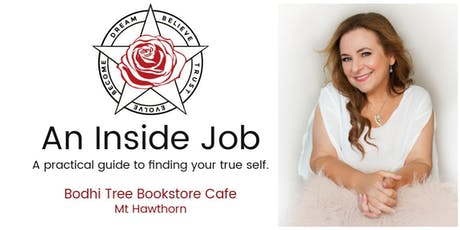 BODHI TREE BOOK LAUNCH - MT HAWTHORN - AN INSIDE JOB tickets