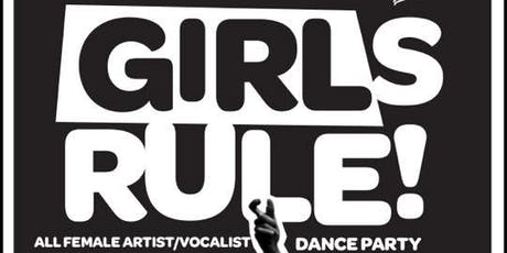 """Girls Rule"" Dance Party tickets"