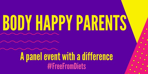 Molly Forbes #FreeFromDiets - Body Happy Parents
