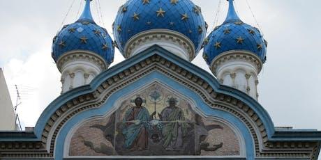 Iglesia Ortodoxa Rusa y Parque Lezama entradas