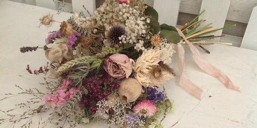 Dried Flower Arranging Workshop
