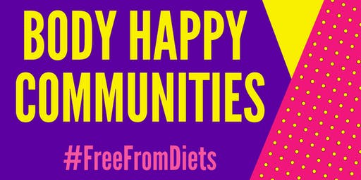 Molly Forbes #FreeFromDiets - Body Happy Communities