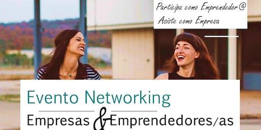 Evento Networking Empresas y Emprendedores