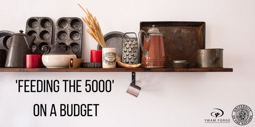 Feeding the 5000 on a Budget