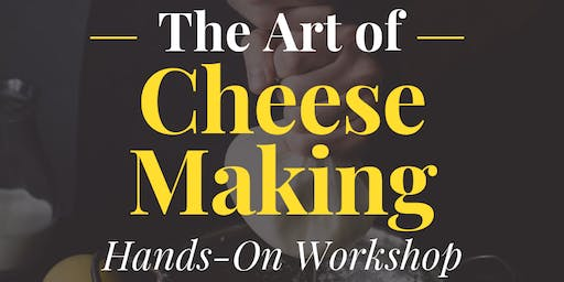 Authentic Italian Cheese Making Workshop