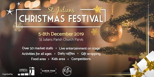St Julians Christmas Festival