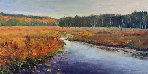 Autumn Landscapes with Takeyce Walter