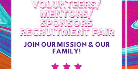 Volunteer/Mentors Recruitment Fair tickets