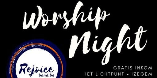 Worship Night Rejoice