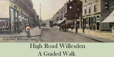 A chatty  Willesden Green walk accompanied     by the Mayor of Brent