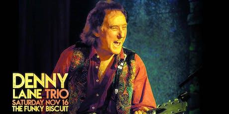 Denny Laine Trio tickets
