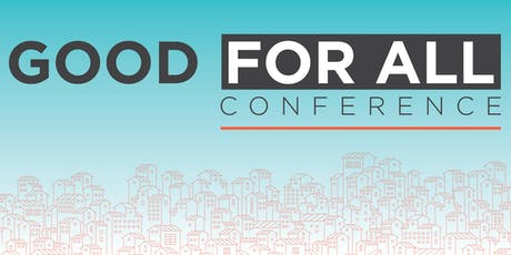 Good For All Conference 2020 tickets