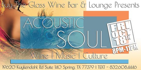 Acoustic Soul Sessions   Live Music tickets