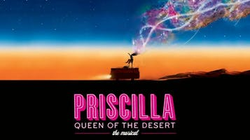 """Priscilla Queen of the Desert"" -- The Musical"
