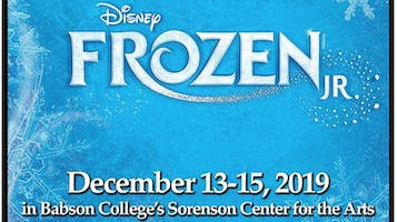 "Wellesley Theatre Project Presents ""Disney's Frozen, Jr."""