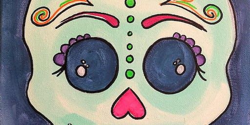 Sugar Skull Painting Class