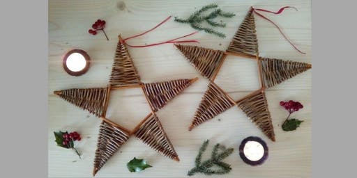 Weave a Willow Star