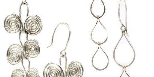 Metalwerx – Striking Silver Earrings