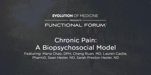 Chronic Pain: A Biopsychosocial Model