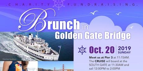 Brunch in Golden Gate Bridge - Sailing into Love tickets