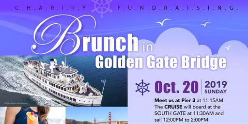 Brunch in Golden Gate Bridge - Sailing into Love