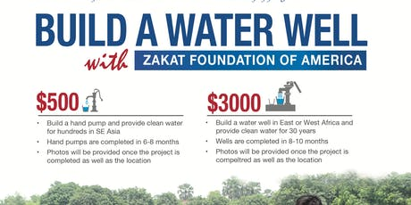 Walkathon for Clean Water tickets