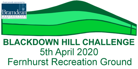 Blackdown Hill Challenge tickets