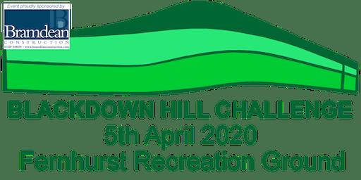 Blackdown Hill Challenge