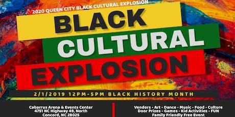 2020 Queen City Black Cultural Explosion tickets