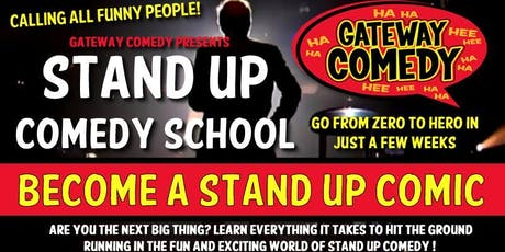 Stand Up Comedy Class tickets