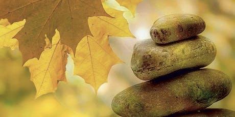 Autumn Bliss; Restorative Yoga, Massage and Reiki tickets