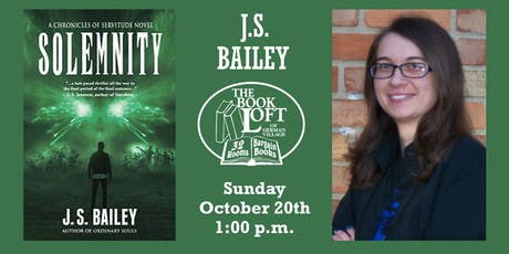 J.S. Bailey - Solemnity tickets