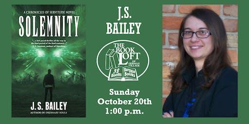 J.S. Bailey - Solemnity