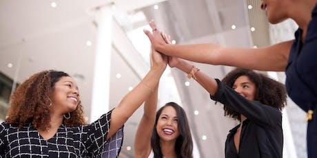 NETWORKING PARA EMPRENDEDORAS (Conectando y potenciando tu negocio) tickets