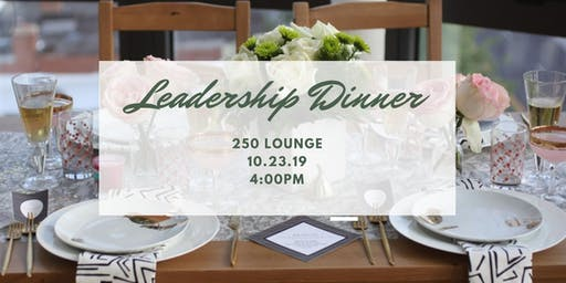 Rodan + Fields® Leader Dinner