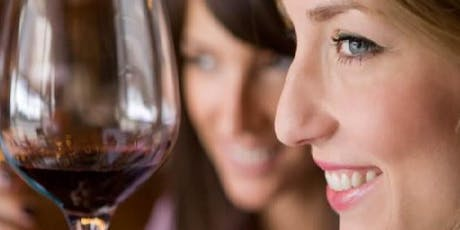 Wine, Women and Wealth - Reston tickets