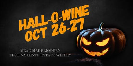 Hall-o-WINE Event tickets