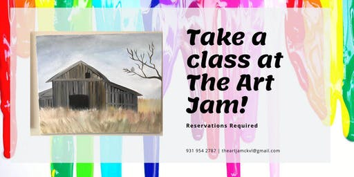 Guided Class: Barn