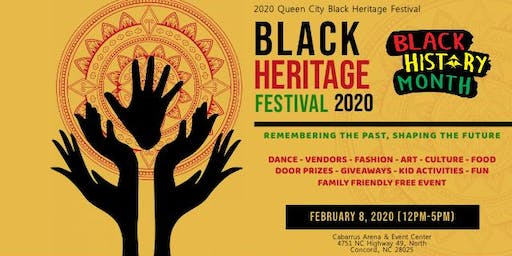 2020 Queen City Black Heritage Festival